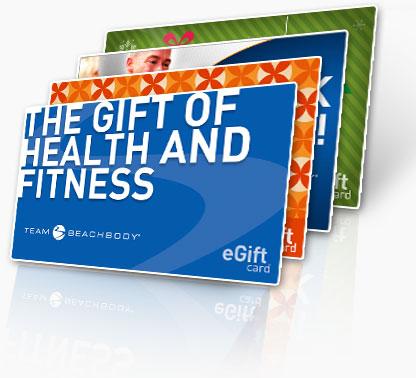 Beachbody Gift Cards