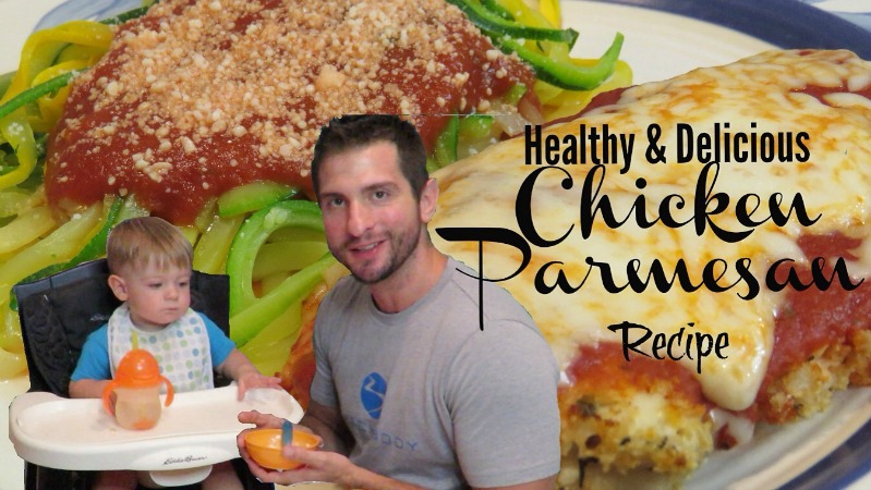 Chicken Parmesan Healthy