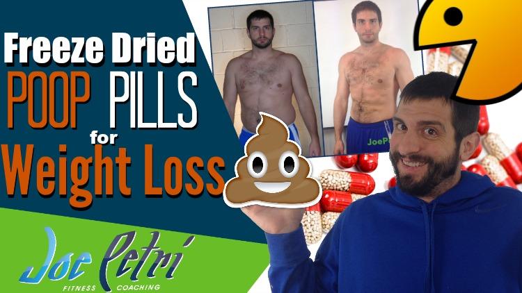 Freeze Dried Poop Pills